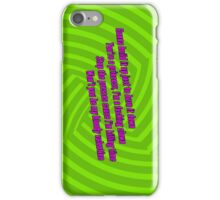 Angel Blue - Green Day iPod / iPhone Case iPhone Case/Skin