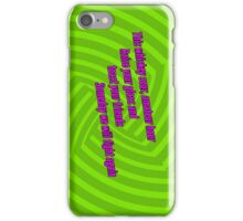 Rusty James - Green Day iPod / iPhone Case iPhone Case/Skin