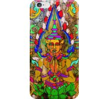 Cambodian Buddha iPhone Case/Skin