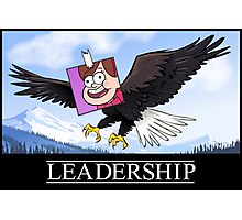 Mabel's Leadership Poster Photographic Print