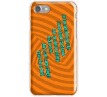Lazy Bones - Green Day iPod / iPhone Case iPhone Case/Skin