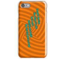 Wow! That's Loud - Green Day iPod / iPhone Case iPhone Case/Skin