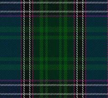 01929 Carson of Rusco Tartan Fabric Print Iphone Case by Detnecs2013