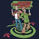 Men of Mystery by nikholmes