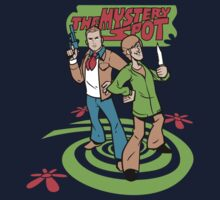 Men of Mystery by nikholmes