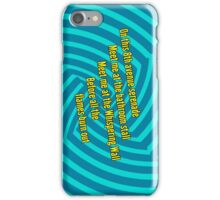 8th Avenue Serenade - Green Day iPod / iPhone Case iPhone Case/Skin