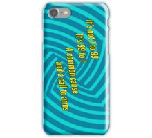 99 Revolutions - Green Day iPod / iPhone Case iPhone Case/Skin