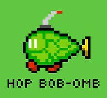 HOP BOB-OMB! by baridesign