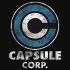 Capsule Corp. 2 by lazerwolfx
