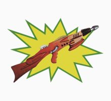 Atomic Rifle by sashakeen