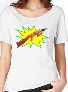 Atomic Rifle Women's Relaxed Fit T-Shirt