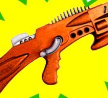 Atomic Rifle Sticker