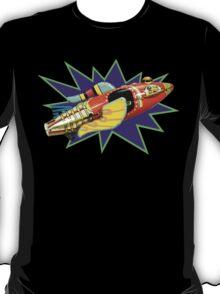 Buck Rogers Ship T-Shirt