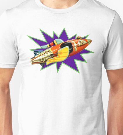 Buck Rogers Ship Unisex T-Shirt