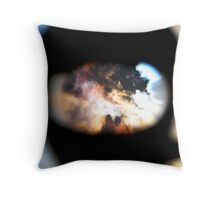 Clouds In My Coffee Throw Pillow