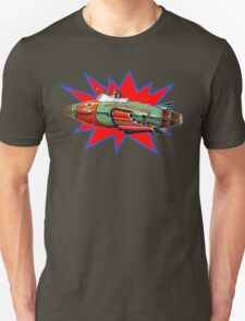 Rocket Police T-Shirt