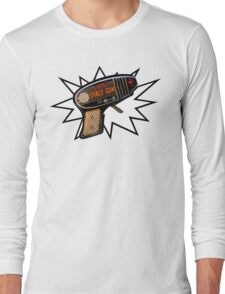 Atomic Space Gun Long Sleeve T-Shirt