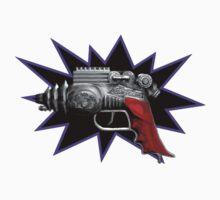 Atomic Disintegrator by sashakeen