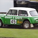 Lance Foster - 1500 Retro Rallycross Mini by motapics