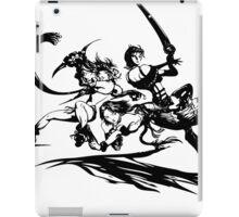 Final Fantasy X-2 (black logo) iPad Case/Skin