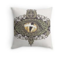 Spirit of Thaw Throw Pillow