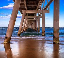 Under The Jetty by MikeAndrew