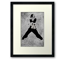 Death the Kid Framed Print