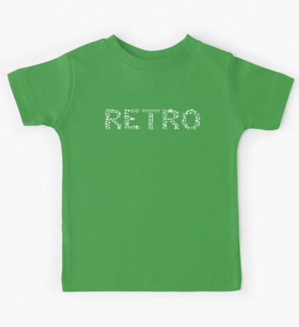 RETRO Kids Tee