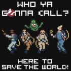 Who Ya Gonna Call? by Raymond Doyle