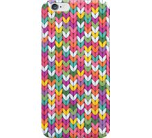 Candy Knit iPhone Case/Skin