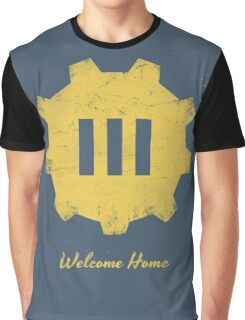 Welcome Home Graphic T-Shirt