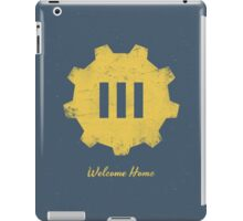 Welcome Home iPad Case/Skin