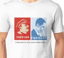 forward for social justice Unisex T-Shirt