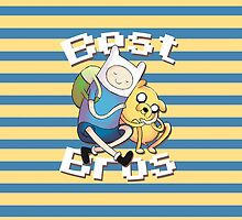 Best Bros by goldenapple