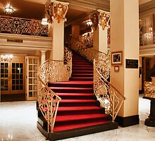 The Grand Stairway by TeresaB