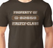 Property of Firefly-Class V1 Unisex T-Shirt