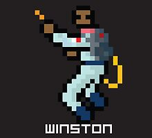 8 Bit Winston by Raymond Doyle (BlackRose Design)