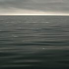 Calm Grey Ocean by RichardCurzon