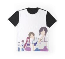 Shinsekai Yori Graphic T-Shirt
