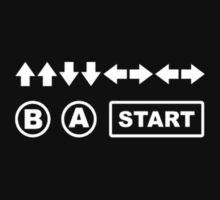 Konami Code by Vinchtef