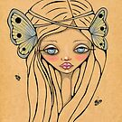 Butterfly Queen by LeaBarozzi