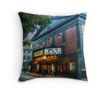 Jane Pickens Theater and Event Center, Newport RI Throw Pillow