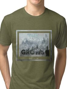 The Legend Yet Grows Tri-blend T-Shirt