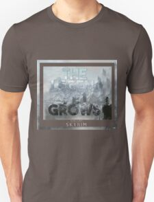 The Legend Yet Grows Unisex T-Shirt