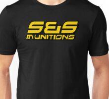 S&S Munitions Merchandise Unisex T-Shirt