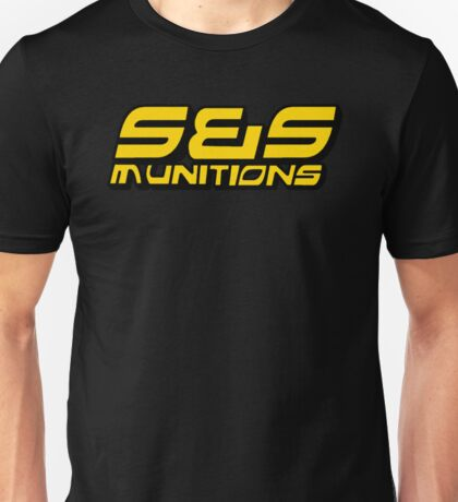 S&S Munitions Merchandise Unisex T-Shirt