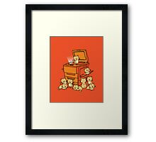 The original Copycat Framed Print