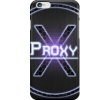 Proxy-Hex Grid iPhone Case/Skin