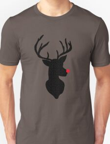 Rudolph Christmas Unisex T-Shirt