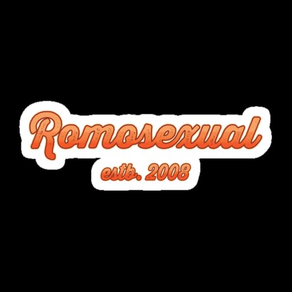 Romosexual (v2) by swiener